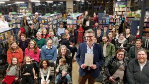 Oksanish Book Launch Photo