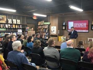 Oksanish Book Launch