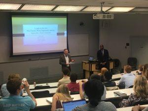Dr. Patrice Rankine's talk