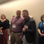 Image for Gellar-Goad and Polt Receive Activism Award of the Lambda Classical Caucus