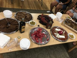 Ancient Greek feast