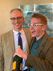gellar-goad tenure reception