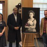 Image for Centering Black Classicists Exhibit Reception